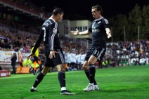 Bale wants in on the goal celebration love