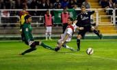Benzema misses his shot