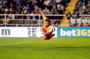 Casillas full flight