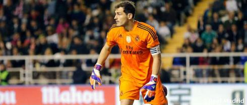 Casillas post match