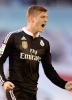 Kroos celebrates scoring