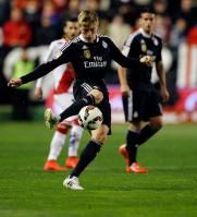 Kroos with the magic touch