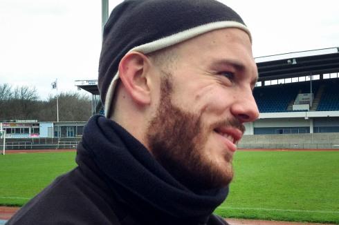 Magnus Eriksson, odlar skägg.