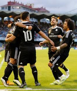 Celta Vigo v Real Madrid CF - La Liga