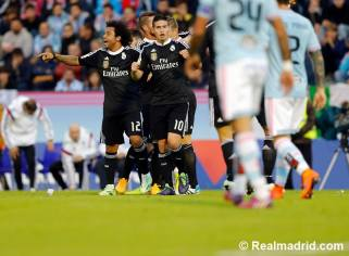 Marcelo and James celebrate