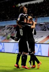 Marcelo gets air