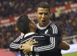 Ronaldo on James action