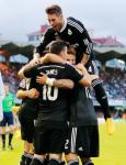 Sergio gets ups