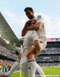 Arbeloa just wants to love James for his goal