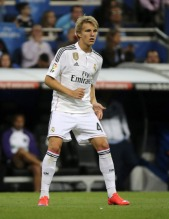 Odegaard debuts