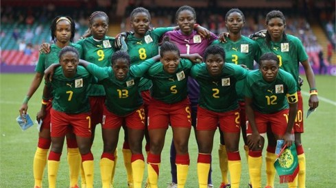 Cameroon-Women-Football-team