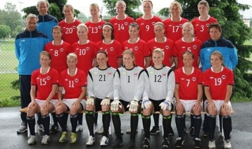 Norway-football-team-of-fifa-womens-world-cup-2015
