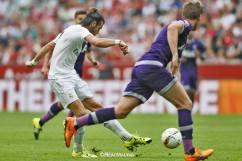 Bale shot