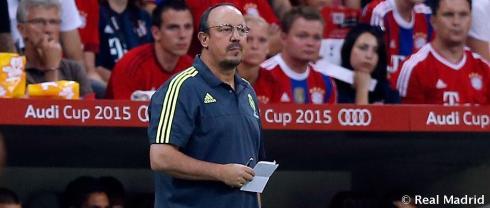 Benitez post match