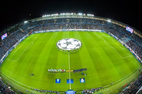Malmo stadium