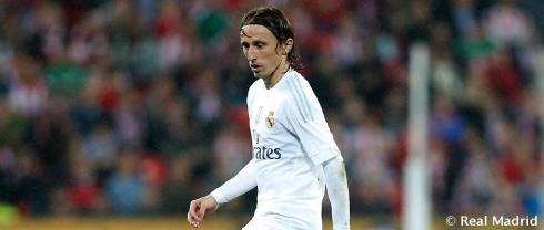 Modric post match