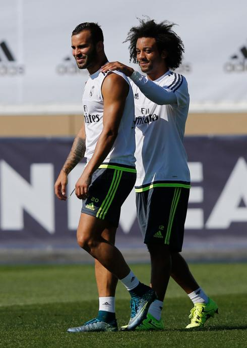 Marcelo is on our side. He wants it as much as we do.