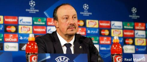 Benitez post match