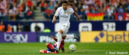 Casemiro post match