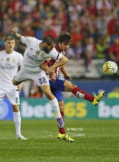 Isco gets in on it