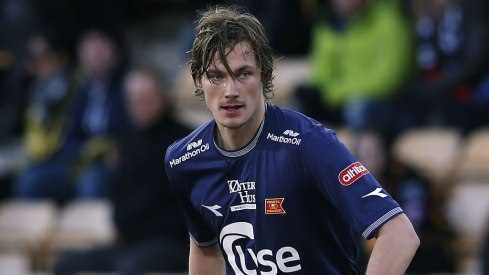Johan Lædre Bjørdal Rosenborg