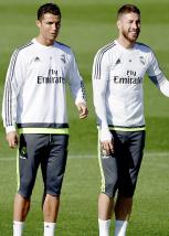 Cris and Sergio