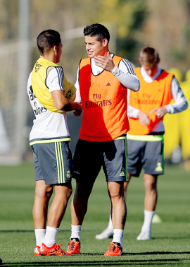 James and Vazquez