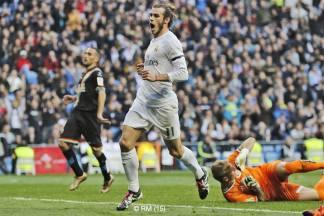 Bale excited