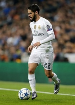Isco on the ball