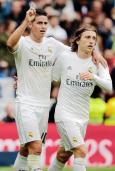 James and Modric