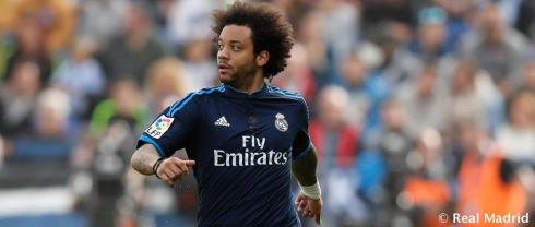 Marcelo post match