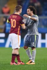 Marcelo y Totti