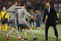That Zizou smile and style