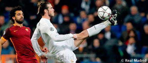 Bale post match