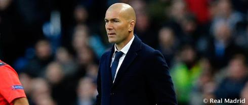 Zizou post match