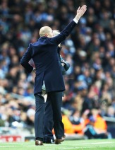 The ripped trousers of Real Madrid manager Zinedine Zidane exposing his underpants during the UEFA Champions League Semi Final First Leg match between Manchester City and Real Madrid played at The Etihad Stadium, Manchester on 26th April 2016