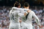 Bale celebrates with Cris