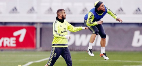 Benz and Ramos