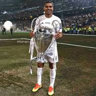 Casemiro and the cup