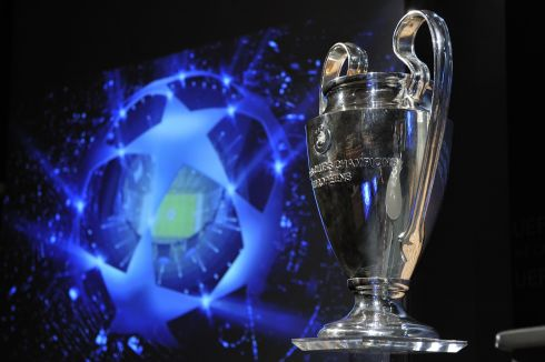 Champions-League-trophy