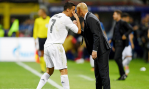 Cris and Zizou chat