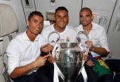 Cris, Navas, Pepe