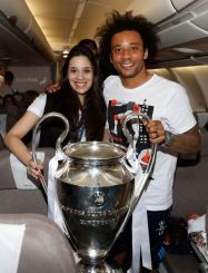 Marcelo and Clarice