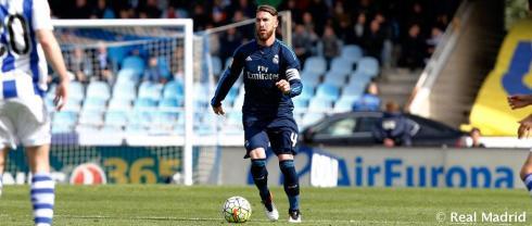 Ramos post match