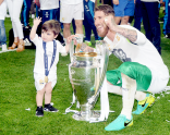Sergio and Jr