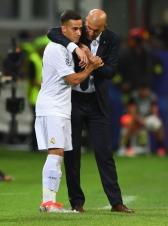 Zidane and Vazquez