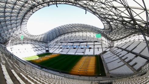 General Views of Stade Velodrome - UEFA Euro Venues France 2016