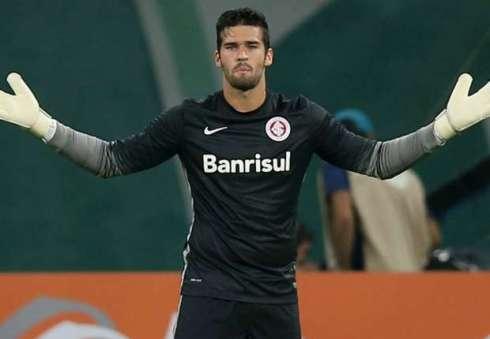 Alisson Becker Brazil