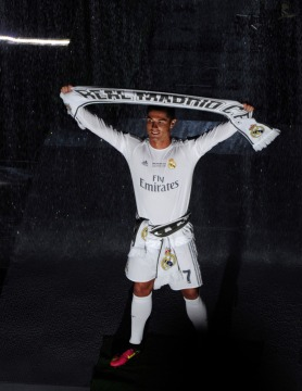 Cris with the scarf