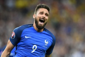 Excited Giroud